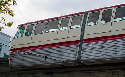 CAPTION: Monorail LOCATION: Seattle, Washington DATE: 4-5-12 NOTES: HEADING: