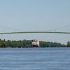 Rike Crossing under TI Bridge