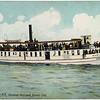 Cayuga lake, NY Steamer Mohawk, Brown Line. (Photo ID: 30461)