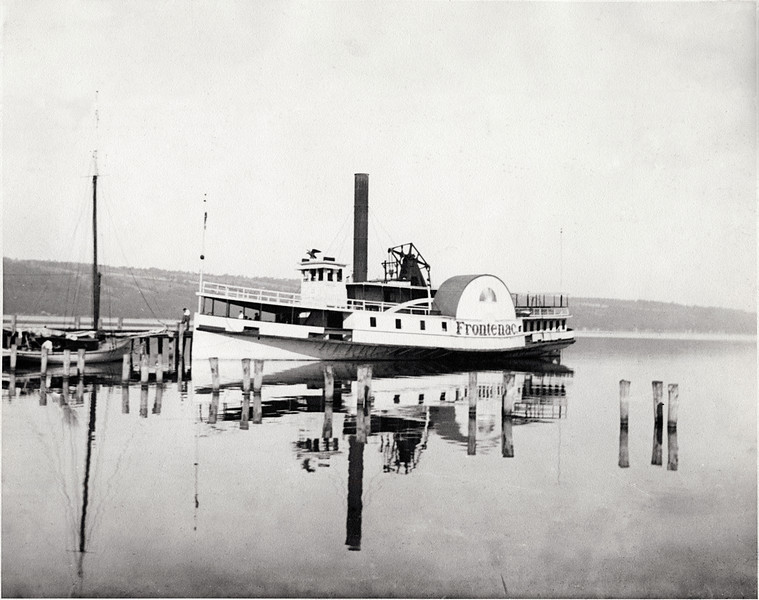 The US Frontenac. (Photo ID: 28588)