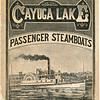 Cayuga Lake Passenger Steamboat. (Photo ID: 28595)