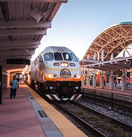 Central Florida's SunRail Commuter Rail System Expands