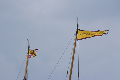 Flags of Pride of Baltimore