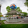 The Way We Move Balloon Installation at Wilbert McIntyre Park gazebo on June 2, 2012 <br /> <br /> Laughing Dog Photography