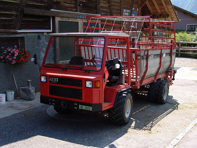 Tractors and other Farm Equipment of Europe