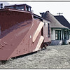 Snow Plow, Gorham, NH<br /> Made by the Russell Snow Plow Co., Ridgway, PA