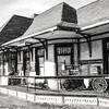 Old gorham Train Station