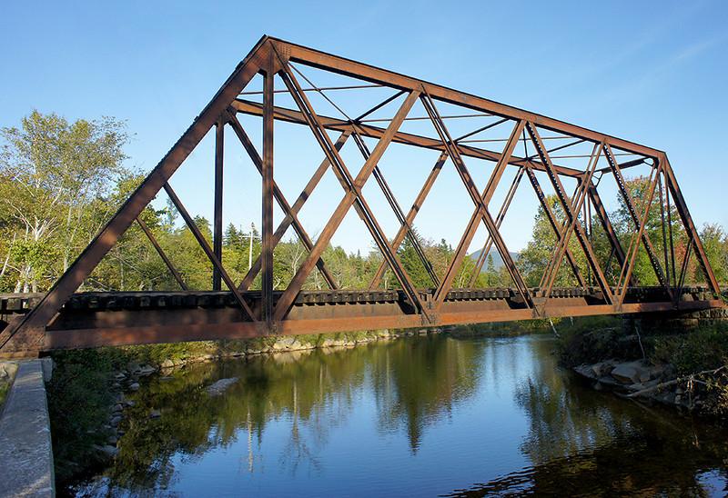 Iron Bridge @ Fabyan's Station - NH