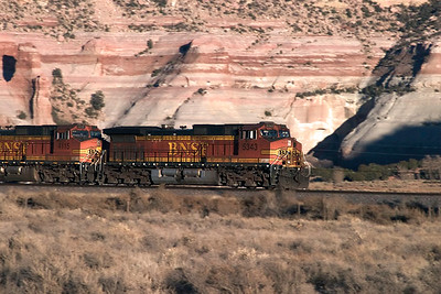 Arizona Train