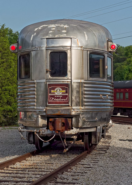 "Tennessee Valley Railroad ""To and From Dixieland"""