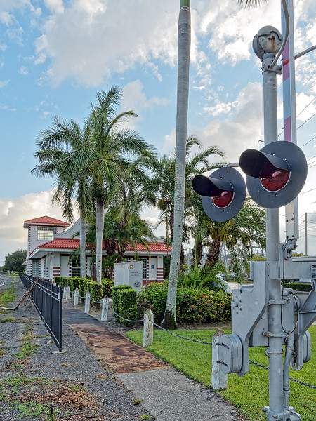 Bradenton, Florida, Depot