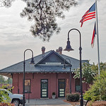 Whiteville North Carolina's Vineland Station