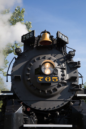 Steam Engine No. 765