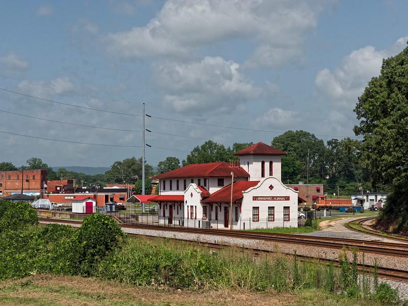 Bridgeport Alabama Depot