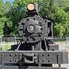 Patterson & McInnis 2-8-0 Locomotive on U.S.19