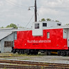 Willets Railcar Services Caboose