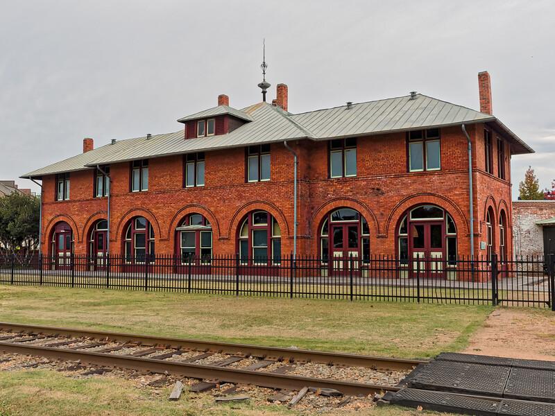 1890 Cape Fear and Yadkin Valley Railroad Depot