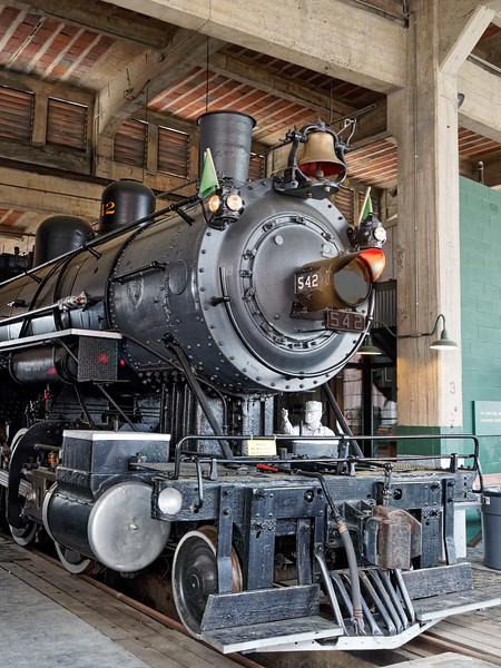 Southern Railway Locomotive 542