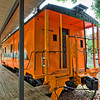Interlachen, Florida, Caboose
