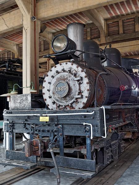 Lima Locomotive Works 1925