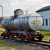 Tank Car at Spencer Rail Yard
