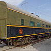 "Grand Trunk Western Railroad Company Silver Lake"" Dining Car"