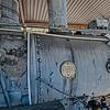 Tank of Baldwin Locomotive Works' Steam Locomotive