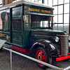 Antique Railway Express Chevrolet Truck