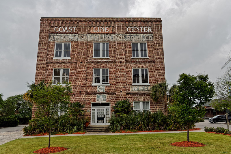 Atlantic Coast Railroad Office Building