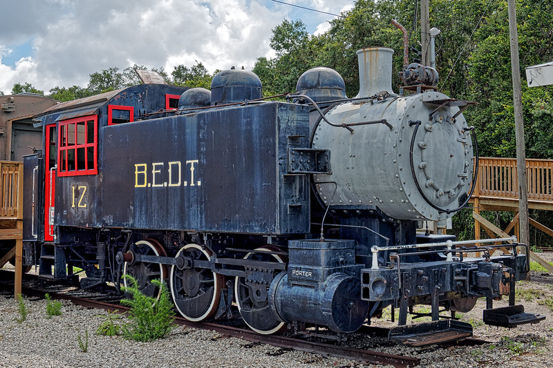Brooklyn Eastern District Terminal Locomotive