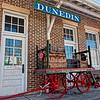 Luggage Cart at Dunedin Florida Depot