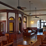 High Point Station Waiting Room