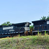 Norfolk Southern Locomotives passing Chattanooga Grand Junction