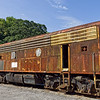 VLIX 852 Railroad Car