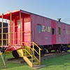 L&N Caboose at Etowah Railroad Museum