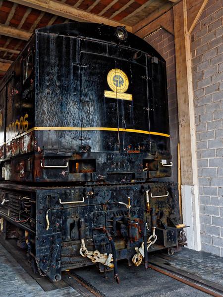 Southern Railway Locomotive