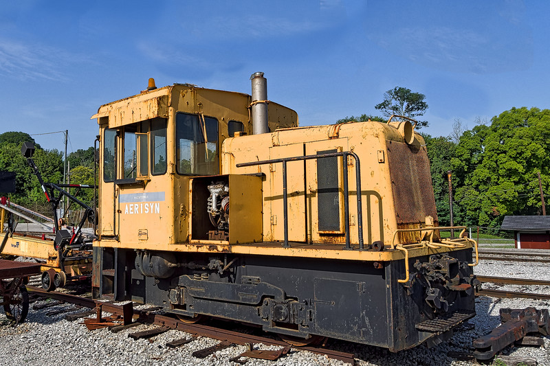 Tennessee Valley Railroad Museum Equipment