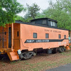 Interlachen Caboose