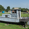 Baby Tug Boat at Bridgeport Depot