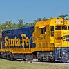 Sata Fe Diesel Locomotive