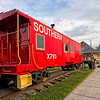 Southern Railway Caboose