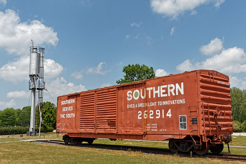 Southern Railway Freight Car