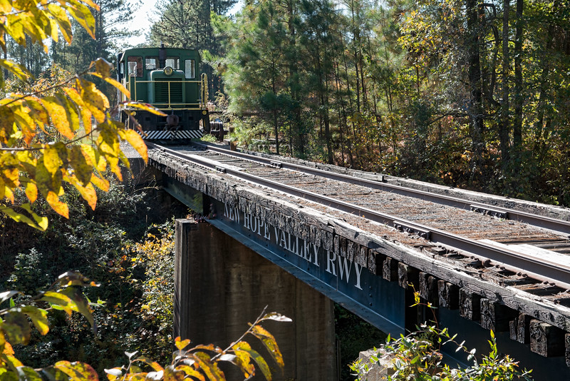 New Hope Valley Railroad Bridge