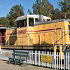 New Hope Valley Railroad Diesel Locomotive