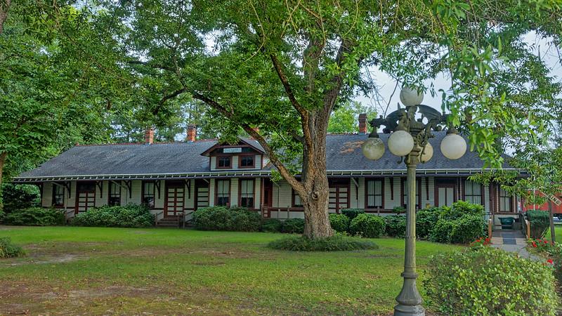 Chadbourn Depot Museum