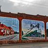 Thomasville, North Carolina, Mural