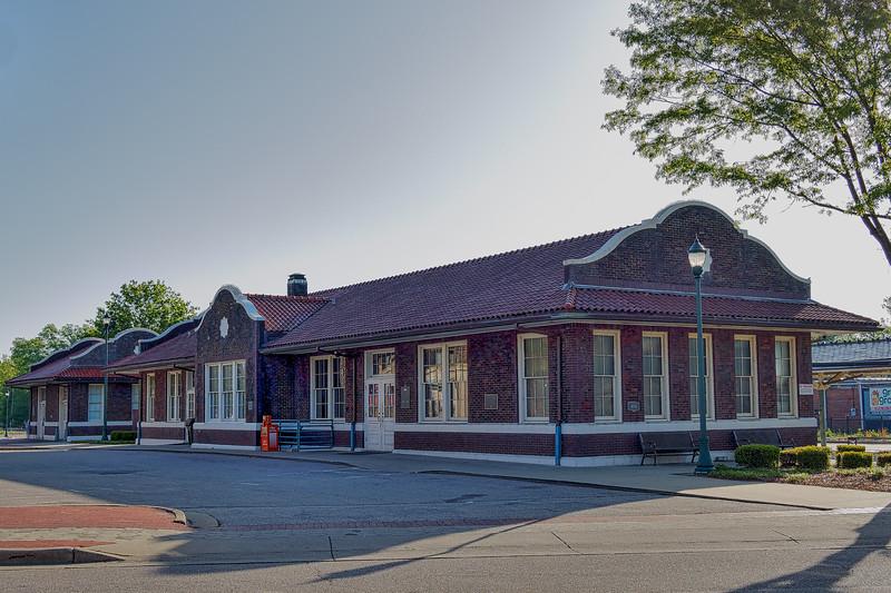 North Carolina's Wilson Station