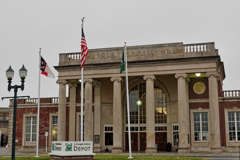 J. Douglas Gaylon Depot