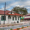 Tarpon Springs Railroad Depot