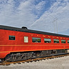 Tennessee Valley Railroad Passenger Car